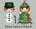 xmas theme by Isyde