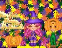 Happy Halloween by Isyde