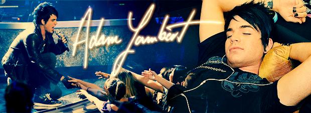 Adam Lambert by Mina7