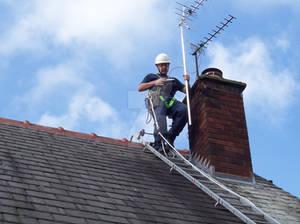 TV Aerial Installed in York