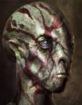 New Alien Head design