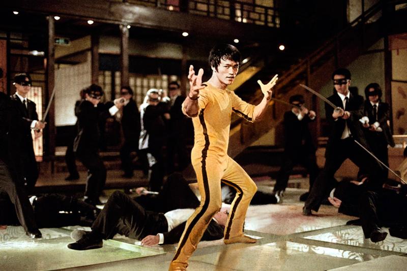 Bruce Lee vs The Crazy 88s by vshen
