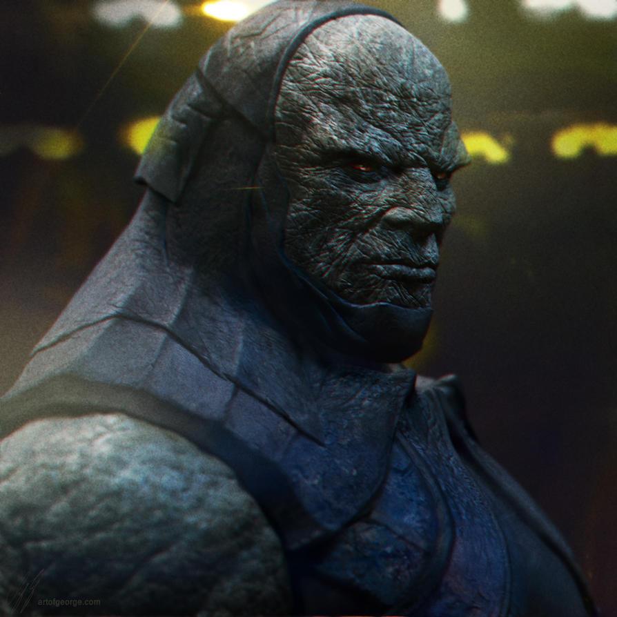 Darkseid Portrait by vshen