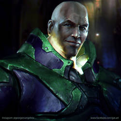 Lex Luthor by vshen