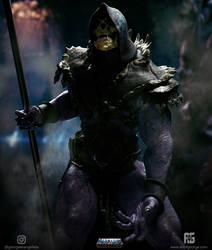 Skeletor by vshen