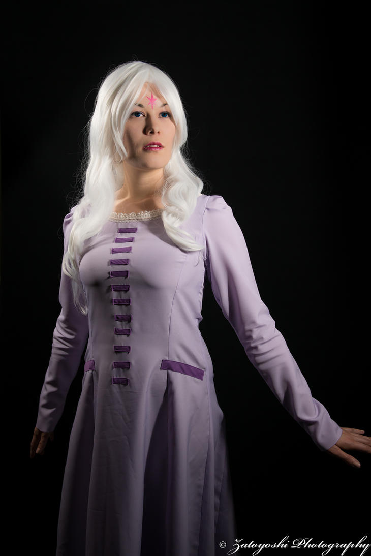 Jess Cosplays Lady Amalthea (The Last Unicorn) by N1k0nSh00ter