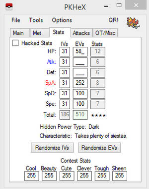 New Pokemon Challenge: Pokemon HaxLocke by Toa-Aedak on