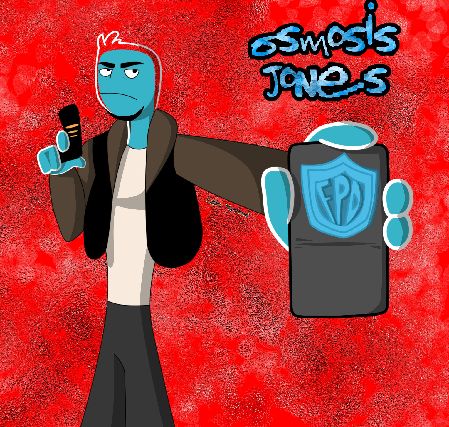 Osmosis Jones Wallpaper Osmosis Jones by