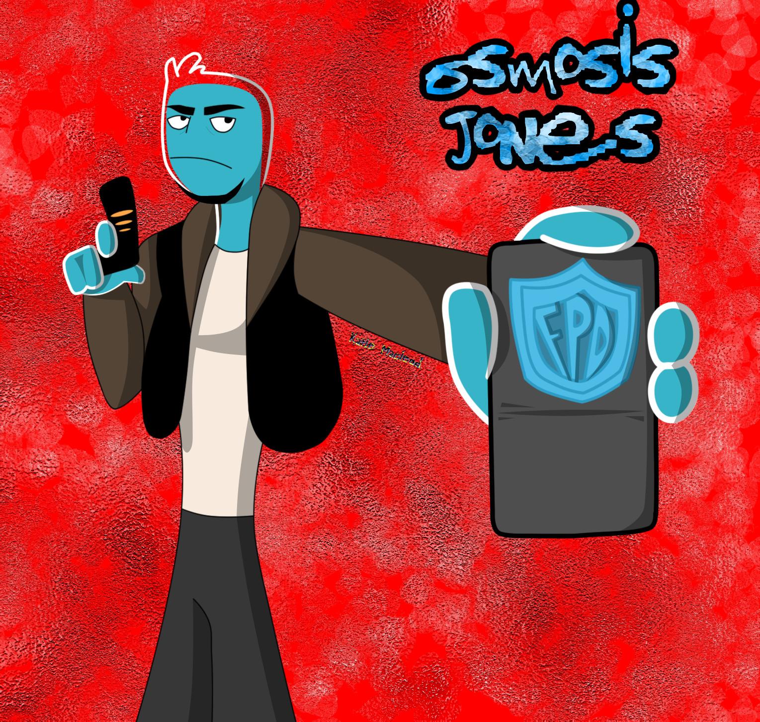 Osmosis Jones Wallpaper Osmosis Jones by