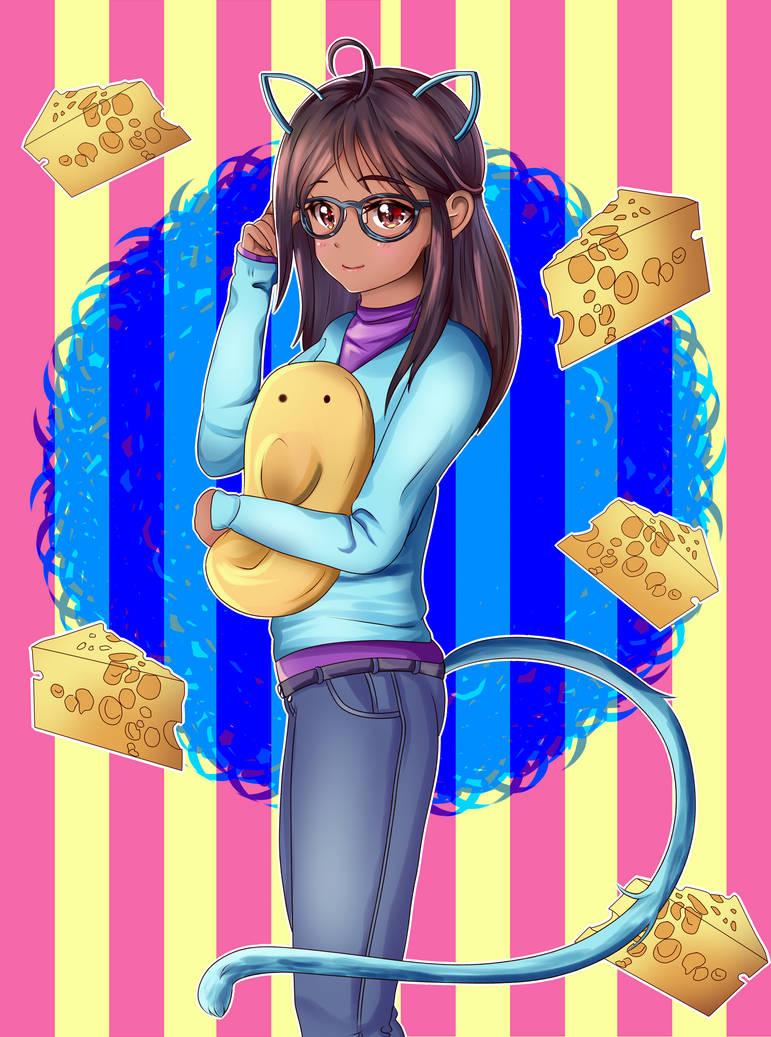 Cheesy Birthday Gift To Myself BDC Speedpaint By SayakaIKArclight