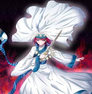 Inori to kanashimi [Yona of the Dawn] Speedpaint