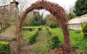 Living Archway by Its-Only-Stock