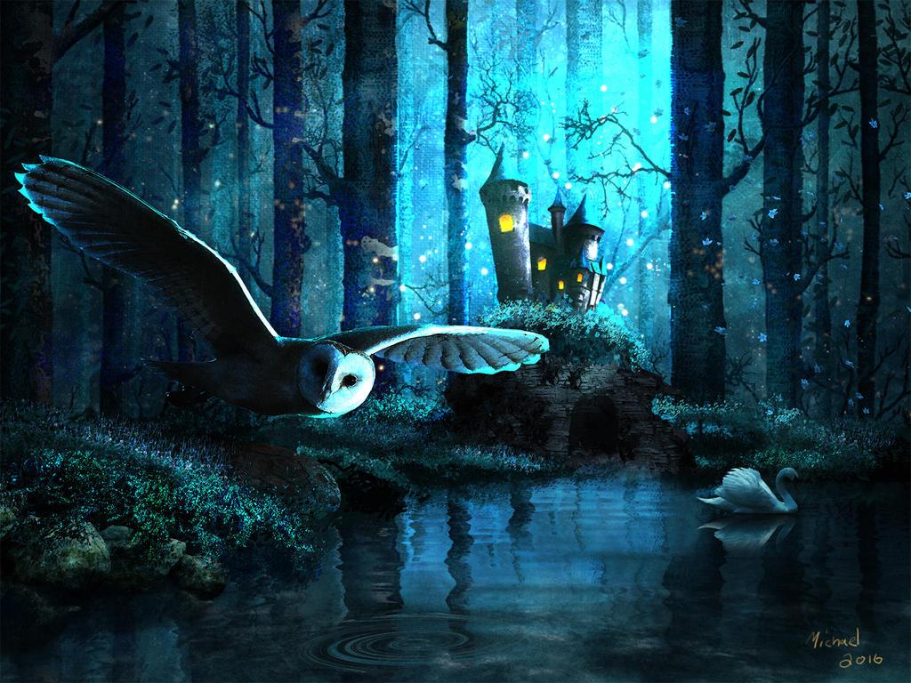 Night Owl by Hythshade