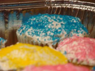 Cupcakes by skoox