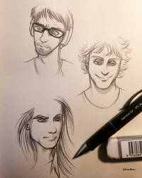 Face practise