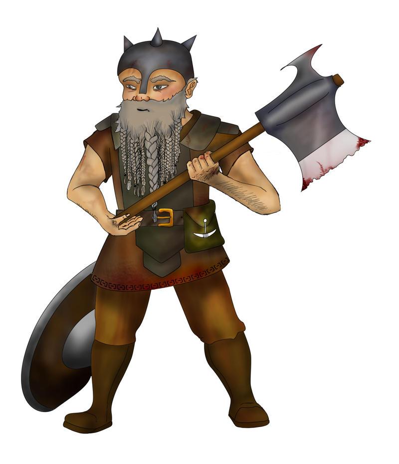 Uric - Dwarf by pun