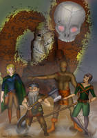 The Heros of Willow Vale by pun