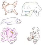 More Little Animals