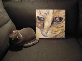 Kitty Kat by pun
