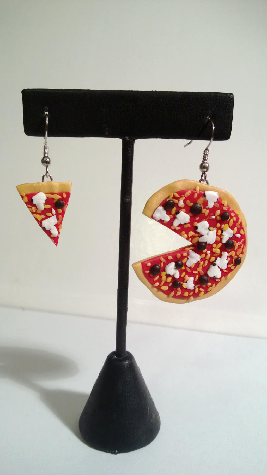 Pizza and Slice by pun