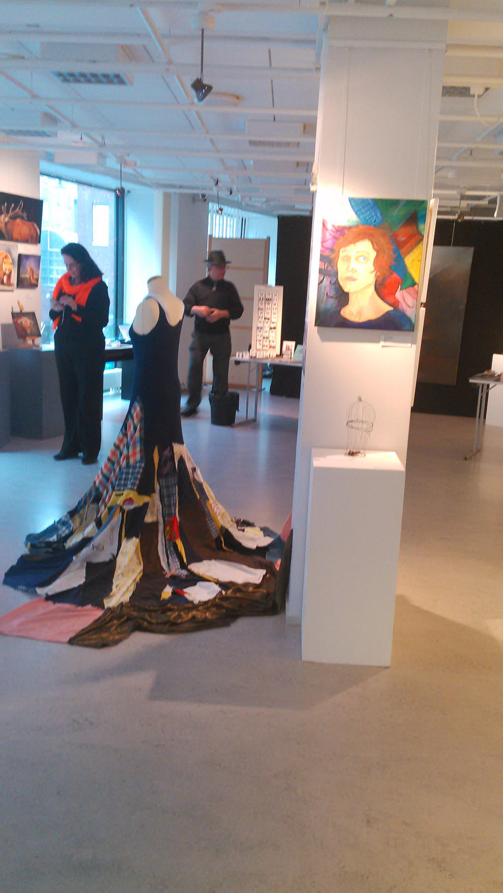 Caisa Exhibition: Echoes 2015 2 by pun