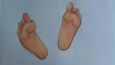Feet by pun