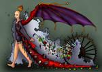 Sephoria-Dream Eater- COLORED
