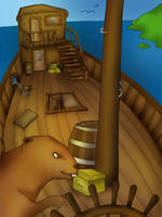 Hunting the Snark: Boat_Beaver by pun