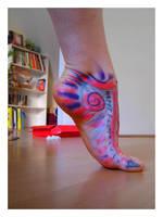 Happy Feet by pun