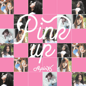 Apink Pink up Album Cover by Sivan67
