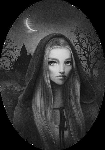 Witch Child by artofEvre