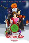 Parody Poster: The Avengers ['A Crossmas Carol']