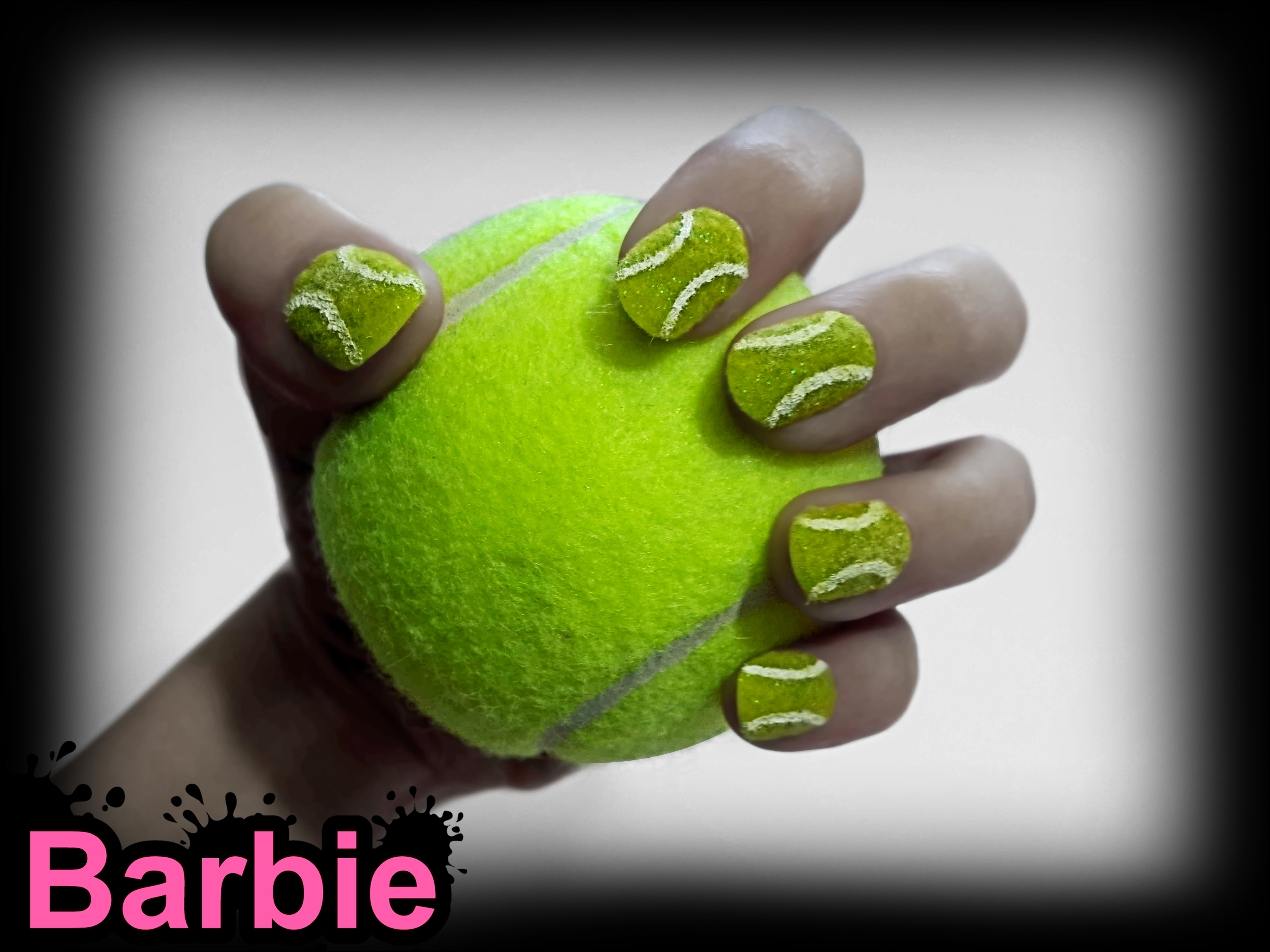 Tennis ball nails by barbienailart on deviantart tennis ball nails by barbienailart tennis ball nails by barbienailart prinsesfo Choice Image