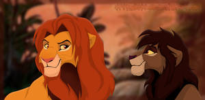 Simba and Rudo