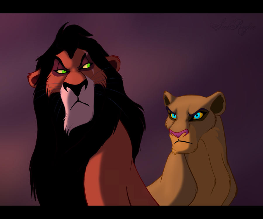 Gift: Scar and Kali by...