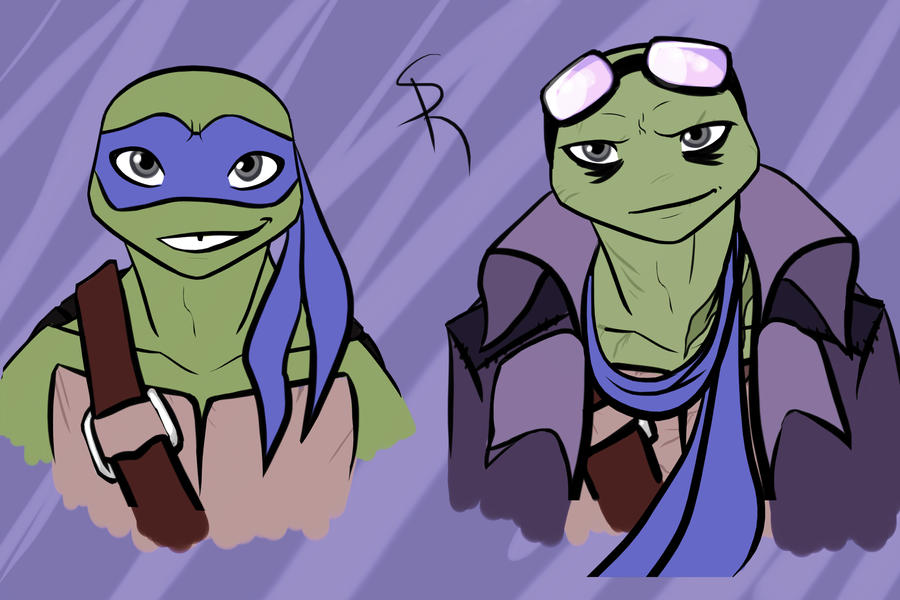 ShellShock: Before and After by SickRogue