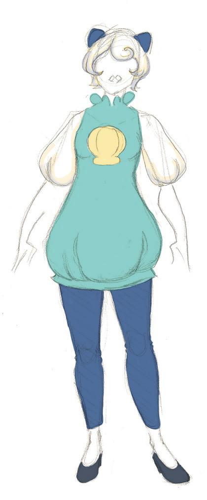 Oshawott Costume by Zinkyu