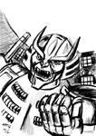 Transformers sketch 14