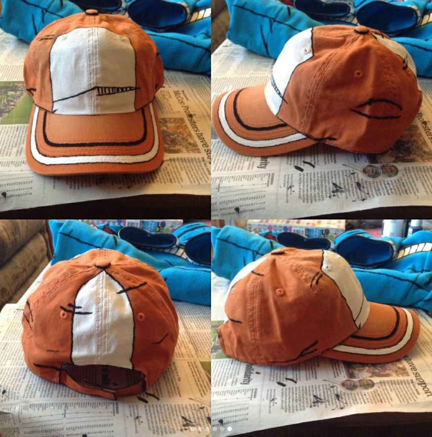 Kenny s hat by CarmellaRose on DeviantArt 2ad176ae66f
