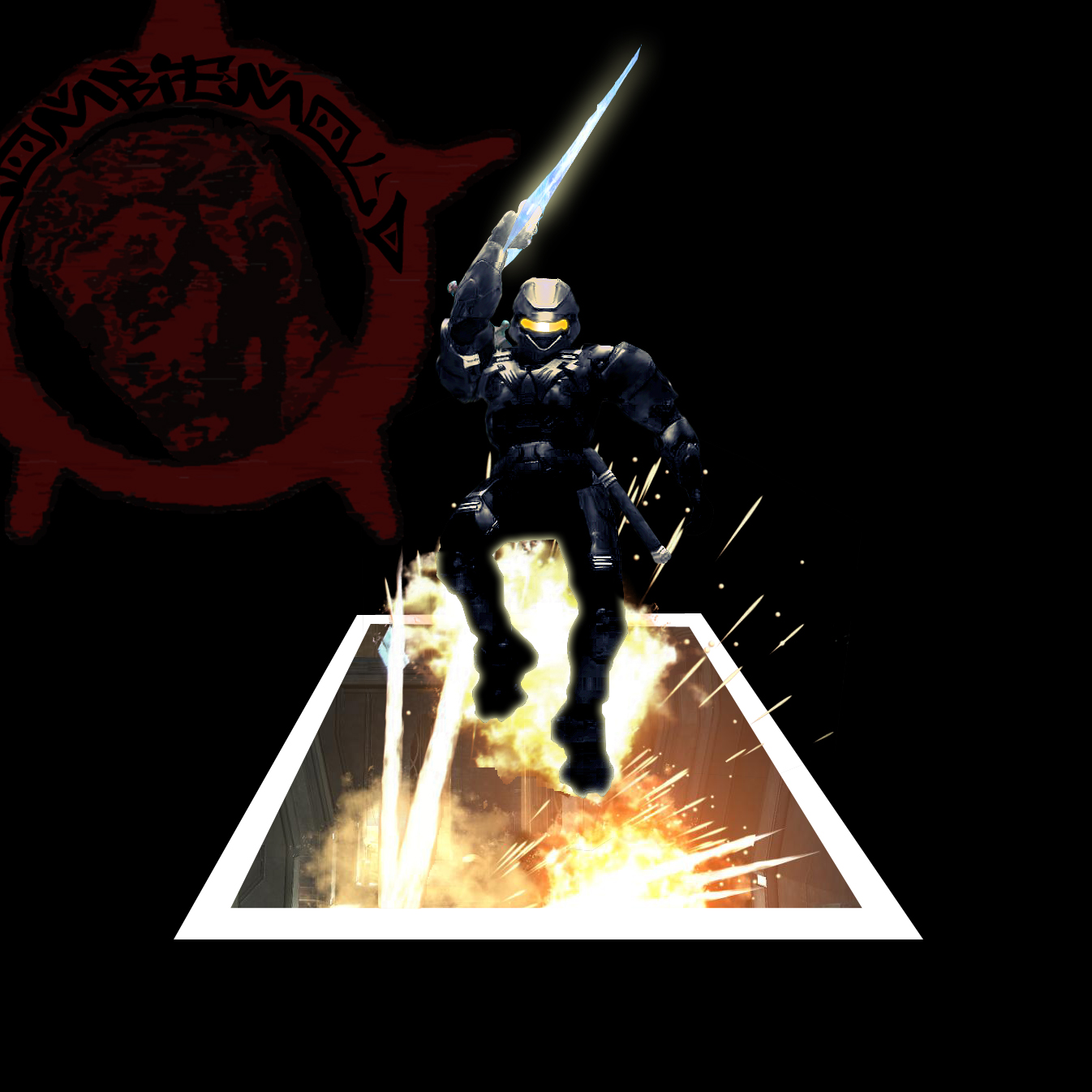Halo Live Wallpaper: Halo 3 Spartan Zombie By Zombiemold On DeviantArt