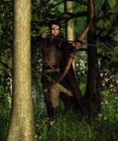 Bishop, hunting by SorchaRavenlock