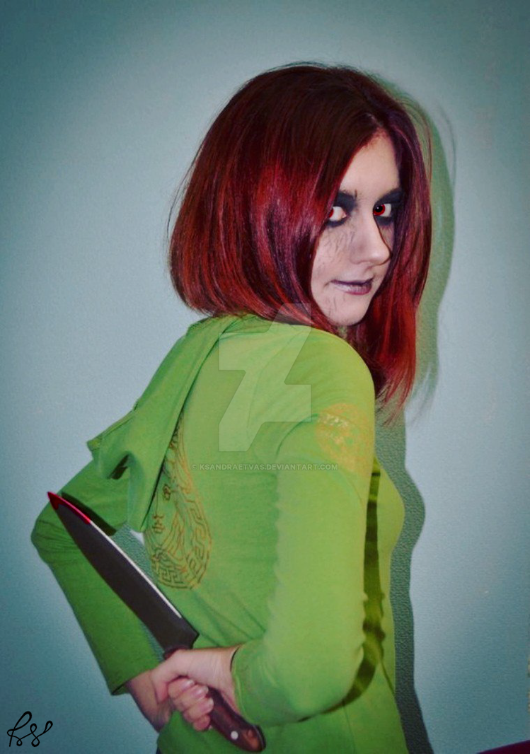 Undertale cosplay - Chara 2 by KsandraEtvas