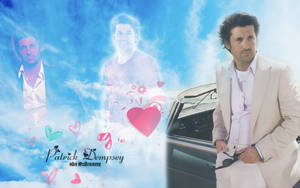 Patrick Dempsey wallpaper 2 by SnuppyNusser