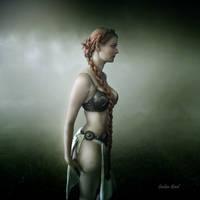 Fantasy Maiden by kiaStaal