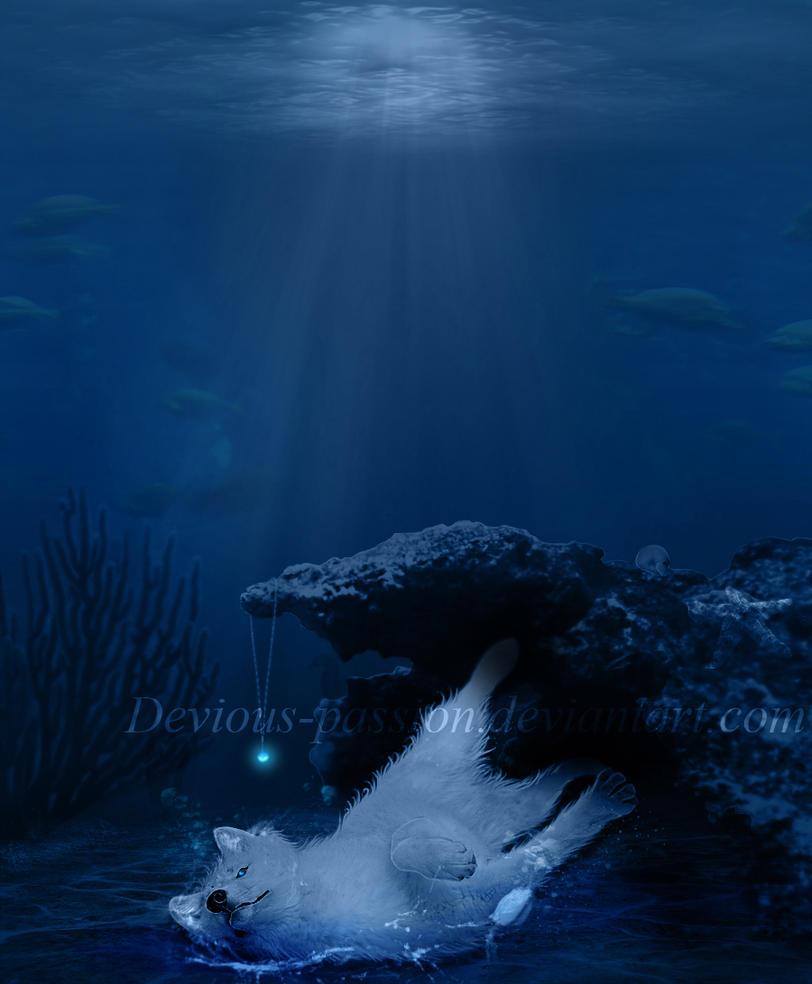 Submerging Sorrows by raqinq
