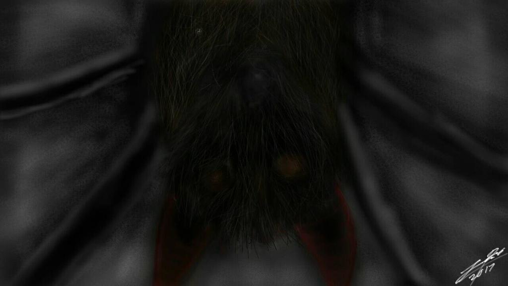 Bat in a Memory by NightWatchZero777