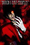 Hellsing Abridged Alucard -TFS by kawaii-chibi-kotou