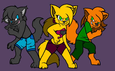 Team Energetic .:flats:. by PrettyKitty13