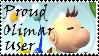 Brawl: Proud Olimar User Stamp by WolfTwilight