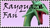 Brawl: Rayquaza Fan Stamp by WolfTwilight